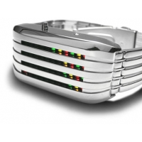 Часы Tokyoflash Barcode Multicolor