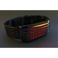 Часы Tokyoflash Barcode Red