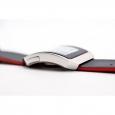 Часы Phosphor e-ink, кожаный ремень